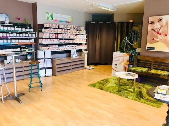 Boutique Saint-Gilles Nutriformbio