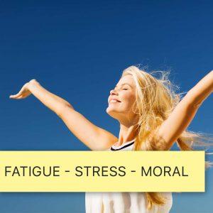 Fatigue - Stress - Moral