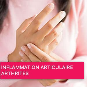 Inflammation articulaire, Arthrites