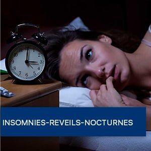 Insomnies - Réveils nocturnes