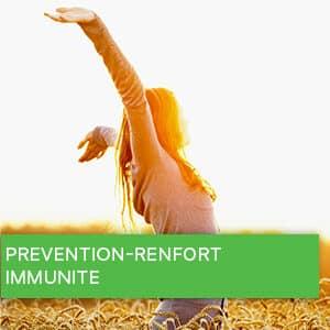 Prévention - Renfort d'immunité