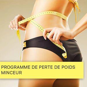 Tous programmes de perte de poids
