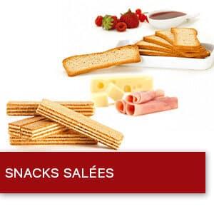 Snacks Salées