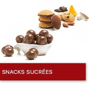 Snacks sucrées