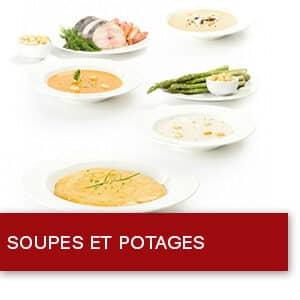 Soupes, Crèmes et Potages