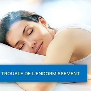 Trouble de l'endormissement tardif